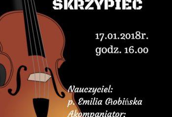 popis skrzypce